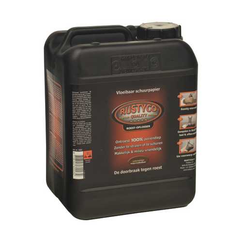 Rustyco - Roestoplosser Gel - 5000 ml